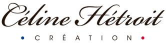 Logo Céline Hétroit Création