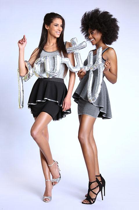 Tenues et robes de soirée pour femme